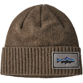 Patagonia Brodeo Gorro, fitz roy trout patch/ash tan